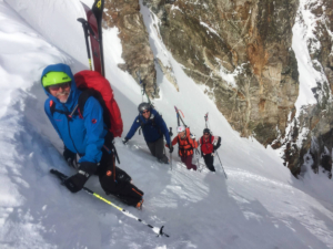 Spring Ski Mountaineering Camp