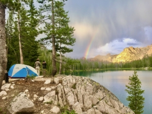 4-Day Traveling Light Sawtooth Hiking Trip