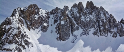 Trip Reports: March Showers Bring April Powder