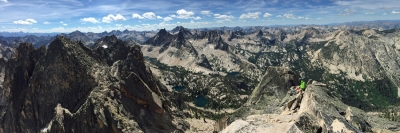 Featured Route: Warbonnet Peak