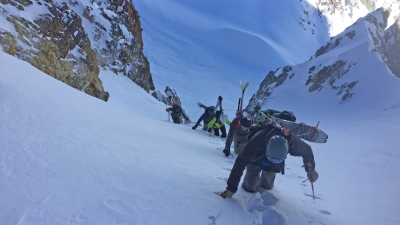 Ski mountaineering season is here! (And other news)